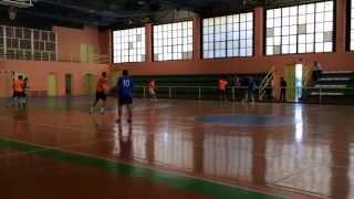 Gol de Óscar Herrera DentalBlue FS