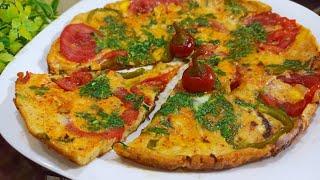 Quick and Easy Breakfast recipe👌 Petit déjeuner & Dîner 5min‼️ facile rapide/ Cuisine Marocaine