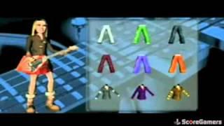 PopStar Guitar Wii Trailer