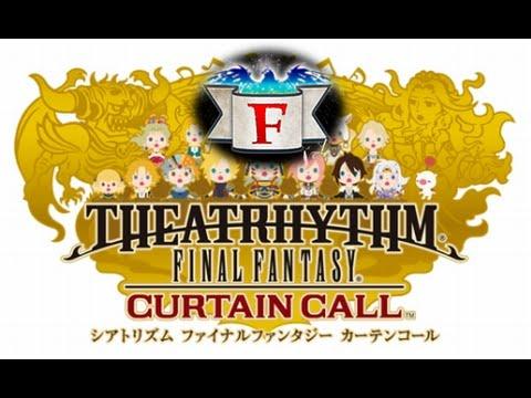 [FR HD] Détente sur Theatrhythm Final Fantasy Curtain Call sur nintendo 3DS