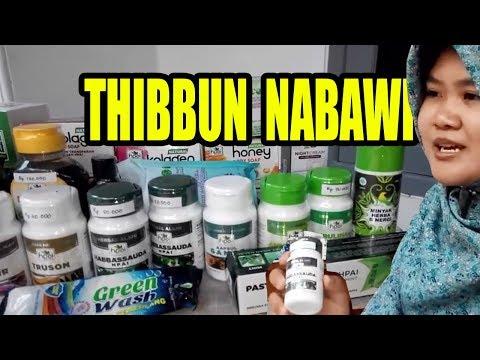 Thibbun Nabawi - Pengobatan Herbal Secara Islam Dan Halal Dikonsumsi