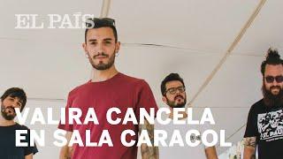 Valira cancela su concierto en la SALA CARACOL tras la actuación de dos bandas de extrema derecha