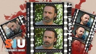 Walking Dead Producers Defend that Rick Twist - SJU