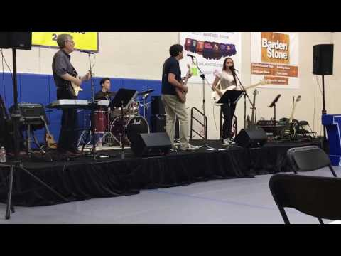 "Significant Figures covering The Beatles ""Help!"" at Woodland Presbyterian School's 60th Anniversary"