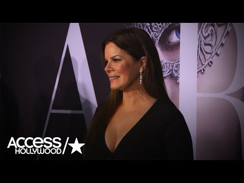 Marcia Gay Harden On The Love She Has For Her 'Fifty Shades Darker' Castmates  Access Hollywood