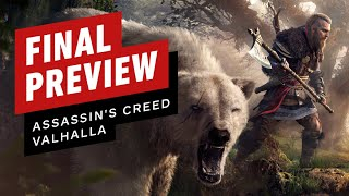 Assassin's Creed Valhalla - The Final Preview