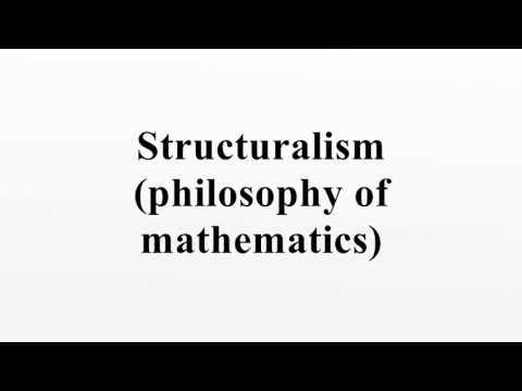 Structuralism (philosophy of mathematics)