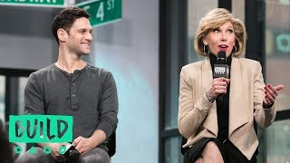 "Christine Baranski Discusses Her Strong Character In ""The Good Fight"""