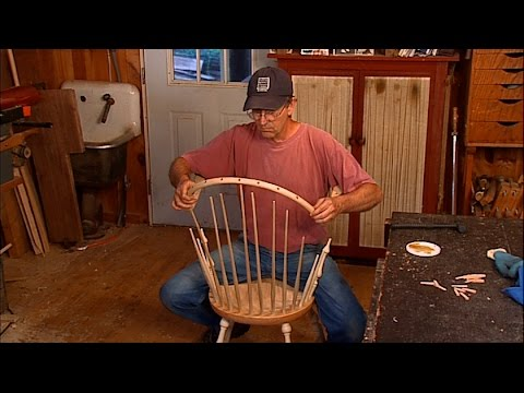 Curtis Buchanan:  Chairmaker