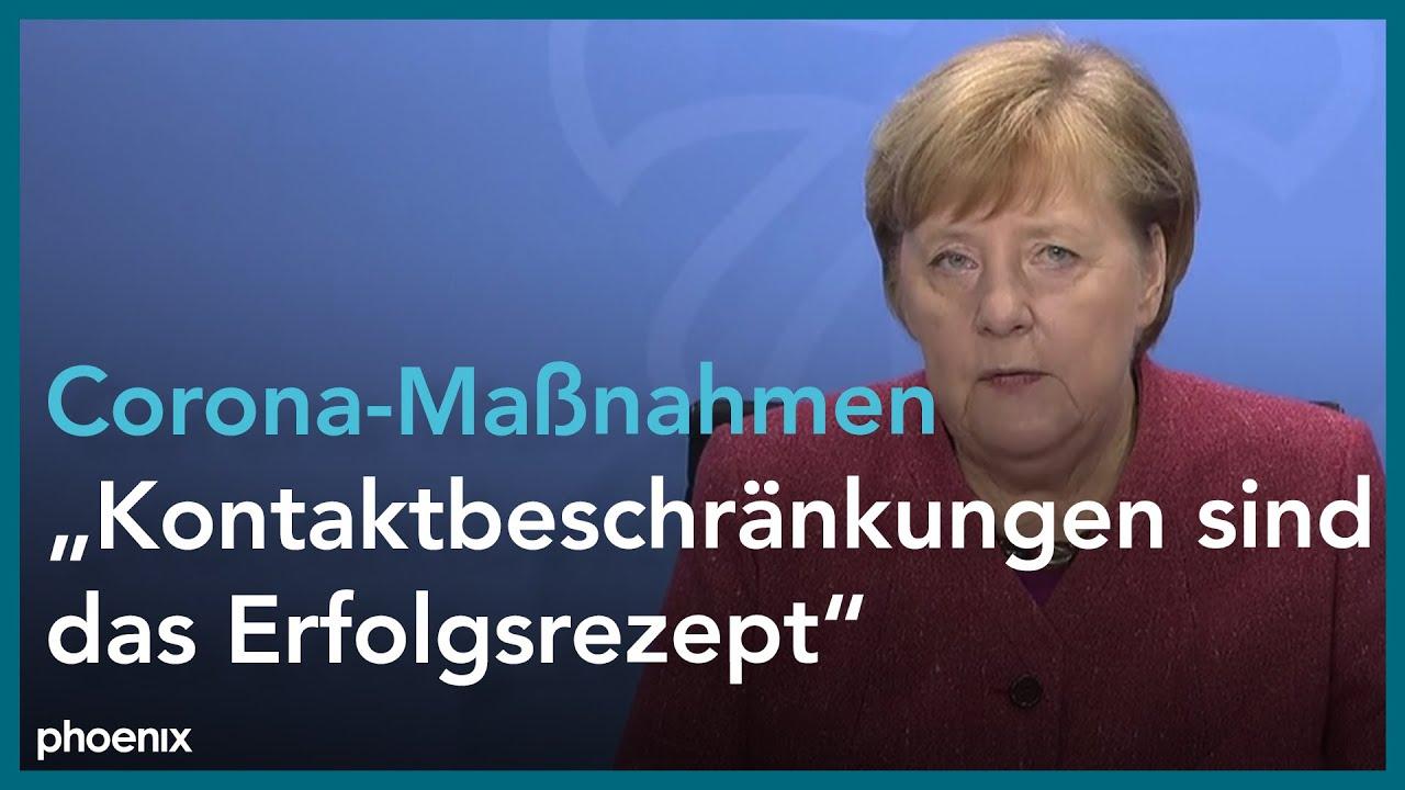 Pressekonferenz Merkel Livestream