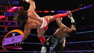 Cedric Alexander vs. Tony Nese - Cruiserweight Title Tournament Finals: WWE 205 Live, March 19, 2019