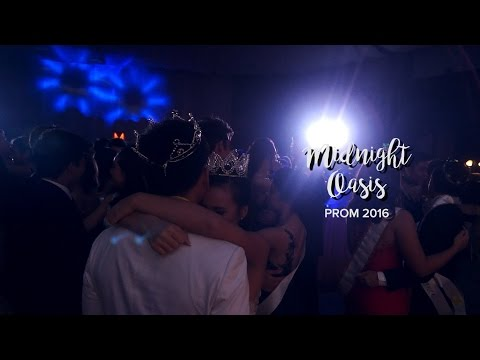 Midnight Oasis - Prom 2016