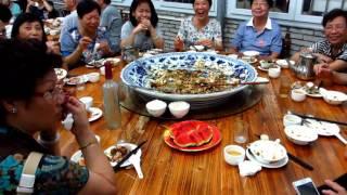 鶴山大魚盤魚宴