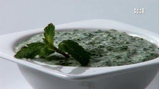 Spinach Dip - Sanjeev Kapoor
