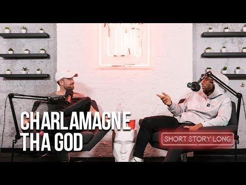 Short Story Long #124 - CHARLAMAGNE THA GOD I SHOOK ONE