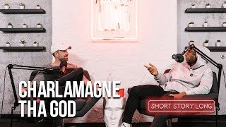 Short Story Long #124 - CHARLAMAGNE THA GOD I SHOOK ONE