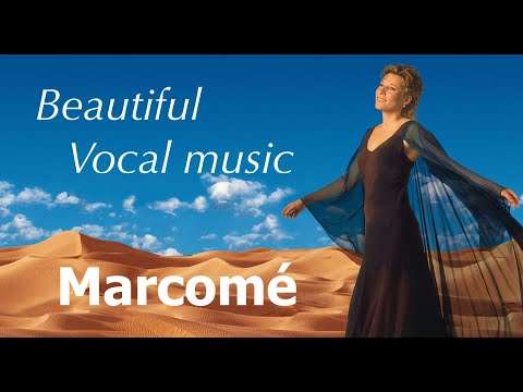 Beautiful New Age Female Vocal Relaxing Music for Meditation - Marcomé