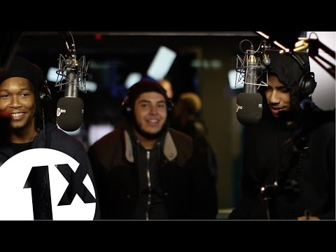 AJ Tracey, Big Zuu and Merky Ace with Logan Sama