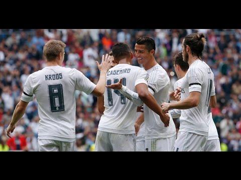 Real Madrid 3-0 Levante [HD] Liga BBVA 2015-2016 | COPE