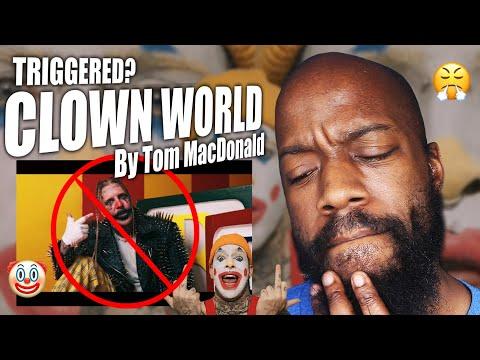 Tom MacDonald – Clown World Reaction