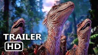 PS4 - Ark Park Trailer (2018)