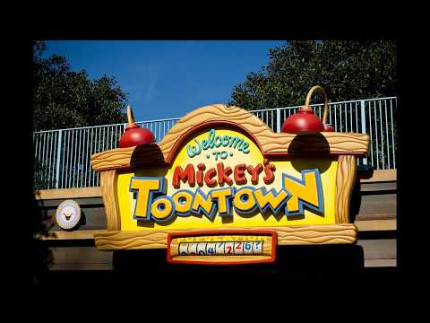 Disneyland Entrance Music 1992-2001