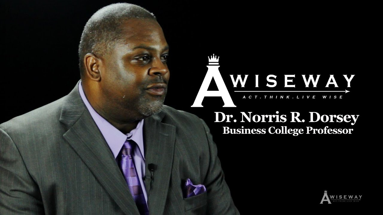 dr norris dorsey explains why c s get degrees youtube