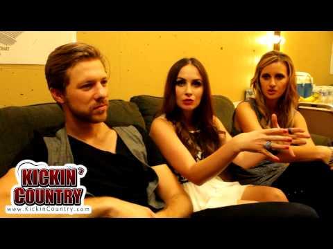 Edens Edge Interview - KickinCountry.com