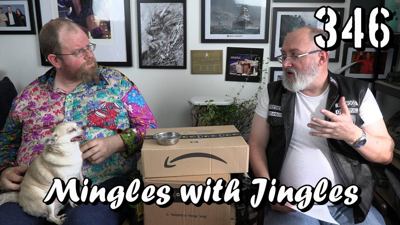 Mingles with Jingles Episode 346