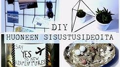 DIY | Huoneen Sisustusideoita