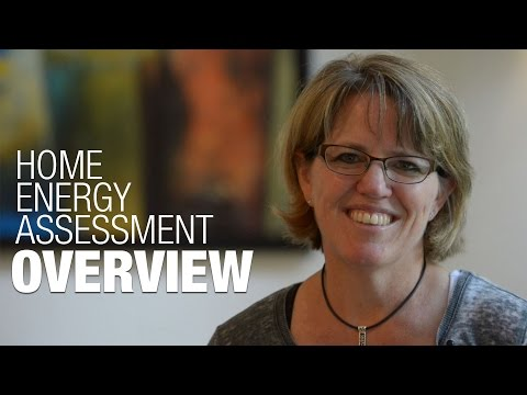 Home Energy Assessment Overview