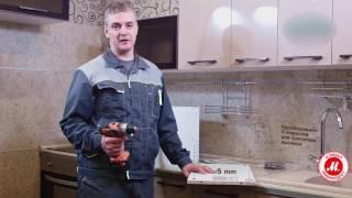 видео Встроенная вытяжка для кухни