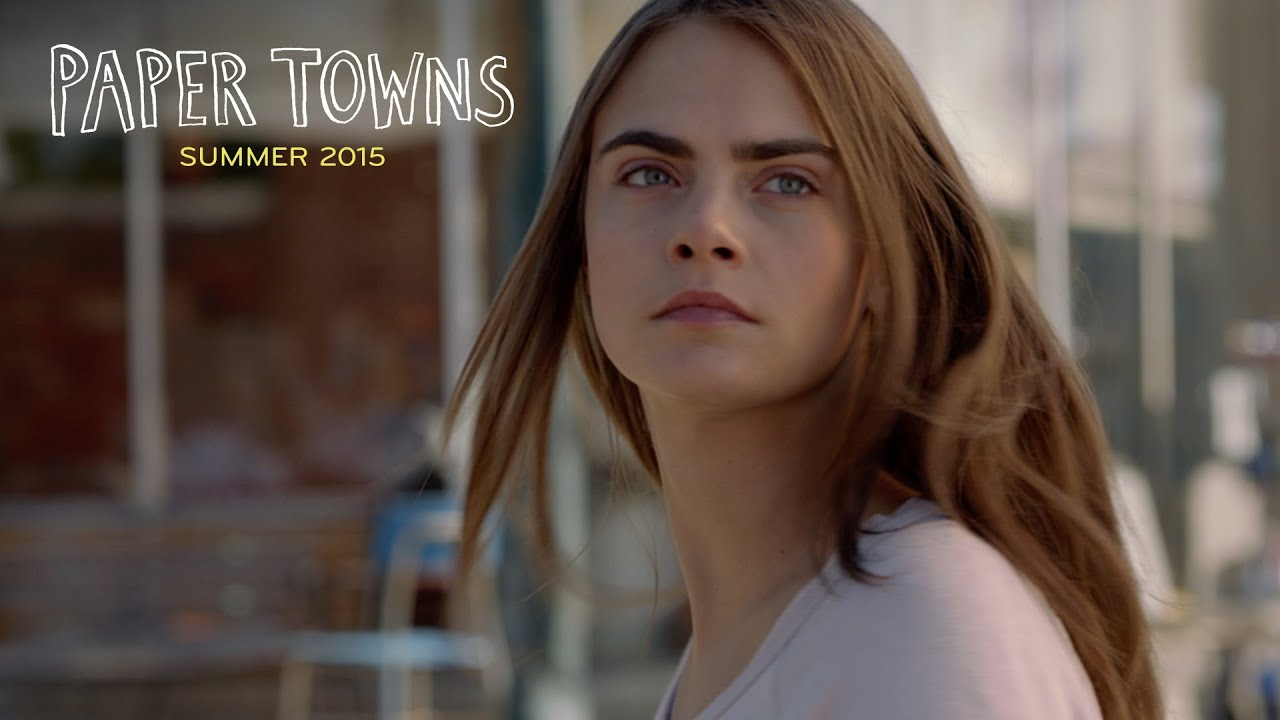 Paper towns girl
