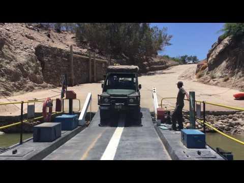 Sendelingsdrif | Ferry to Namibia