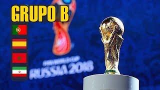 Mundial Rusia 2018 | Impresiones del GRUPO B | Convocatorias, onces, estrellas, novedades