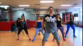 Tippy Toe Zumba Zin 58