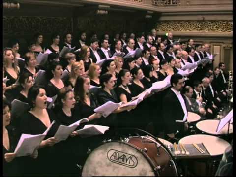 Martin Fischer-Dieskau conducting Francis Poulenc: STABAT MATER