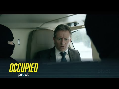 The European Union Gives Norway An Ultimatum ('Occupied' Episode 1 Clip)