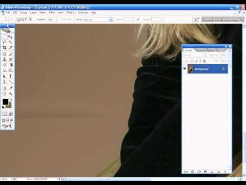 Photoshop CS2 - Phan 8 - Bai 1 - Replay color that la loi hai