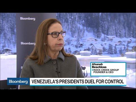 Rock Creek CEO on Venezuela, Brazil, World Bank