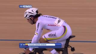 men s omnium points race 2016 uci track cycling world championships