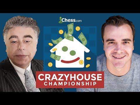 2018 Chess.com Crazyhouse Championship with Yasser Seirawan