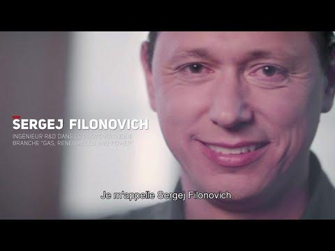 Total - Portrait de chercheurs - Découvrez Sergej