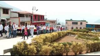 Con actividades culturales Municipio Sucre recordó siembra de Comandante eterno