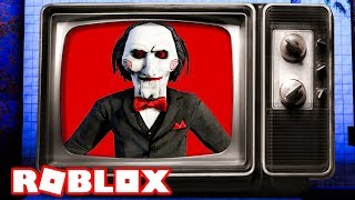 ROBLOX SAW! ROBLOX HORROR GAME