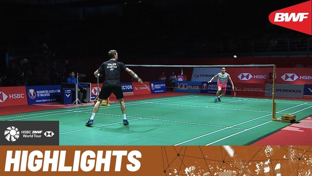 PERODUA Malaysia Masters 2020  Finals MS Highlights  BWF