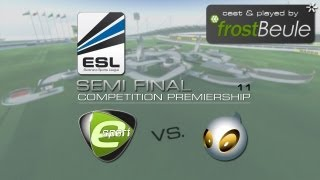 ESL CPS 11 Semi Final: Team Acer vs. Dignitas - cast & played by frostBeule