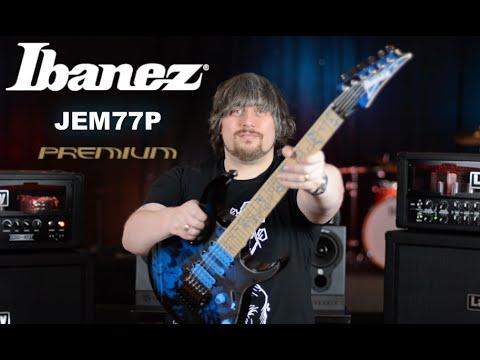 Ibanez Steve Vai Jem 77p Bfp Premium Demo