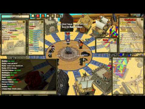 Town of Salem W/Magna: Skimm's a Teenage Girl
