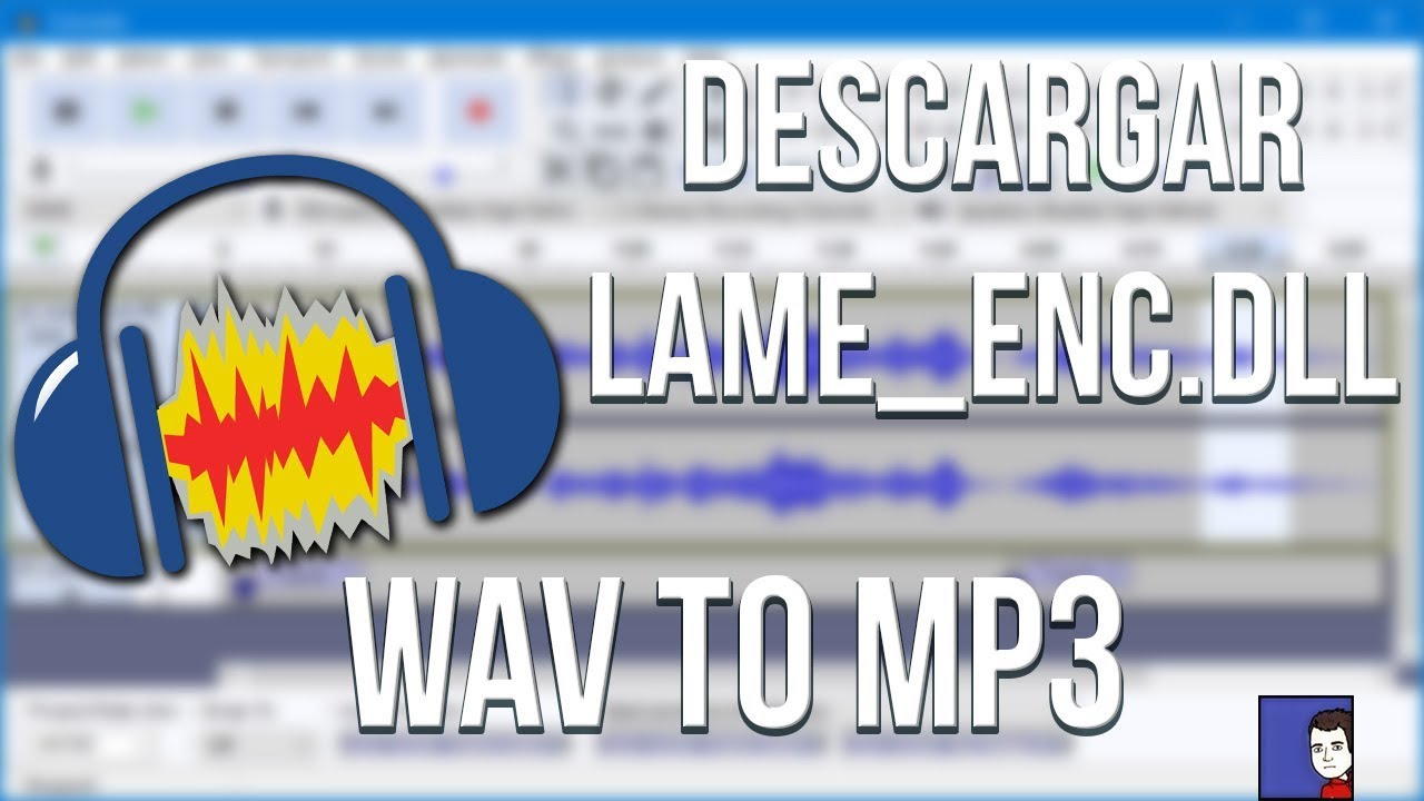 AUDACITY MP3 TÉLÉCHARGER ENC.DLL LAME